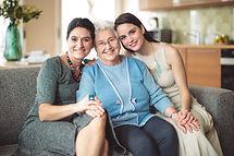 Womens Health 3 generations - iStock-916
