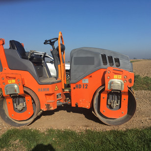 Compacting Roller