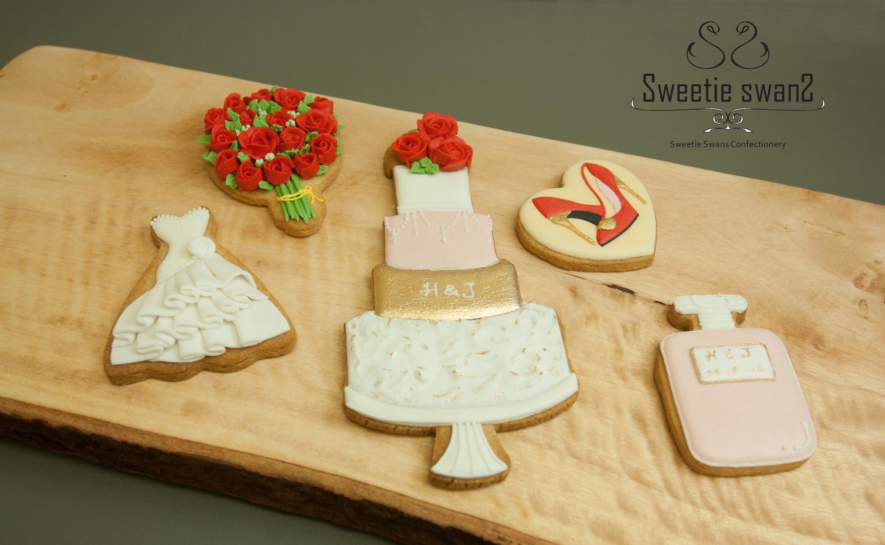 Ladies' Cookie Set 2
