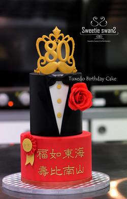 Tuxedo cake 20190712-1