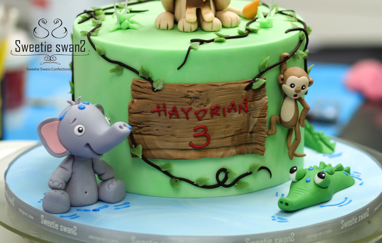 Animal cake 20190413-2