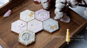 Mosaic cookies