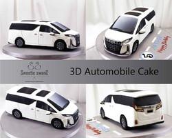20210219 Alphard cake