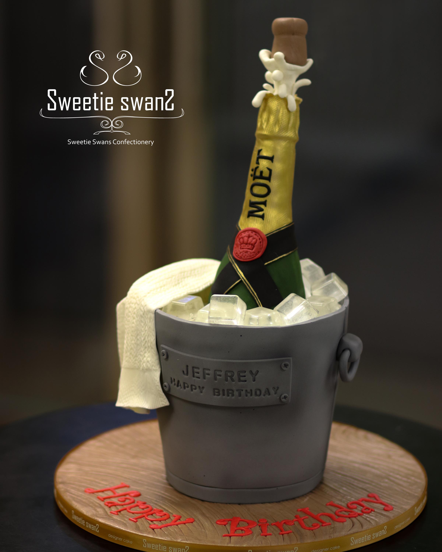 Champange cake 20200520-1