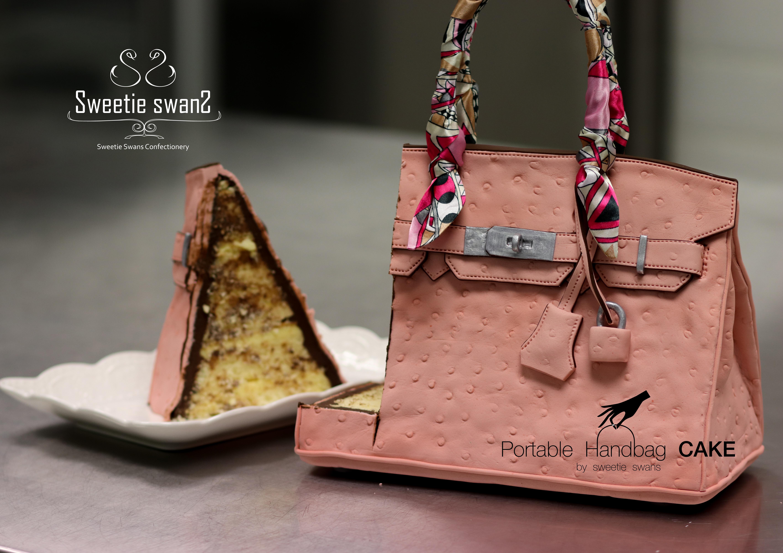 Birkin 25 cake orstrich-5