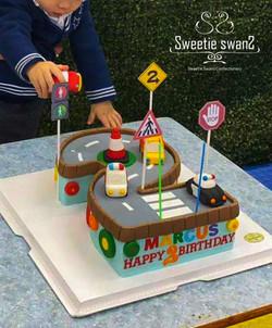 No 2 cake