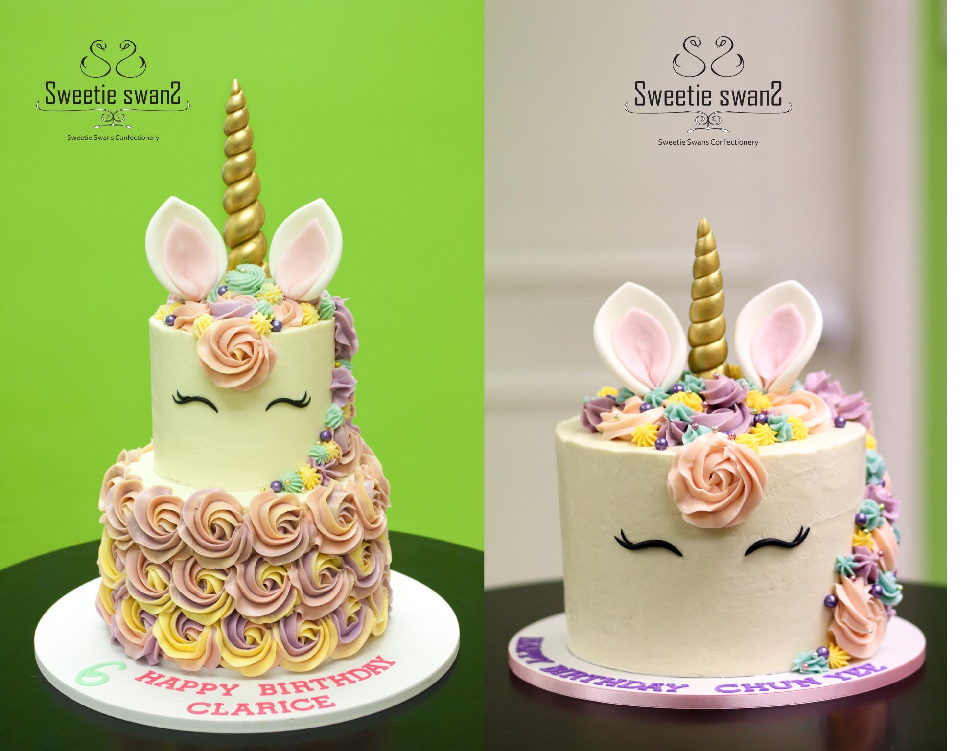 Unicorn cake..