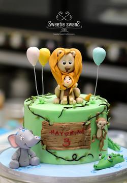 Animal cake 20190413-1