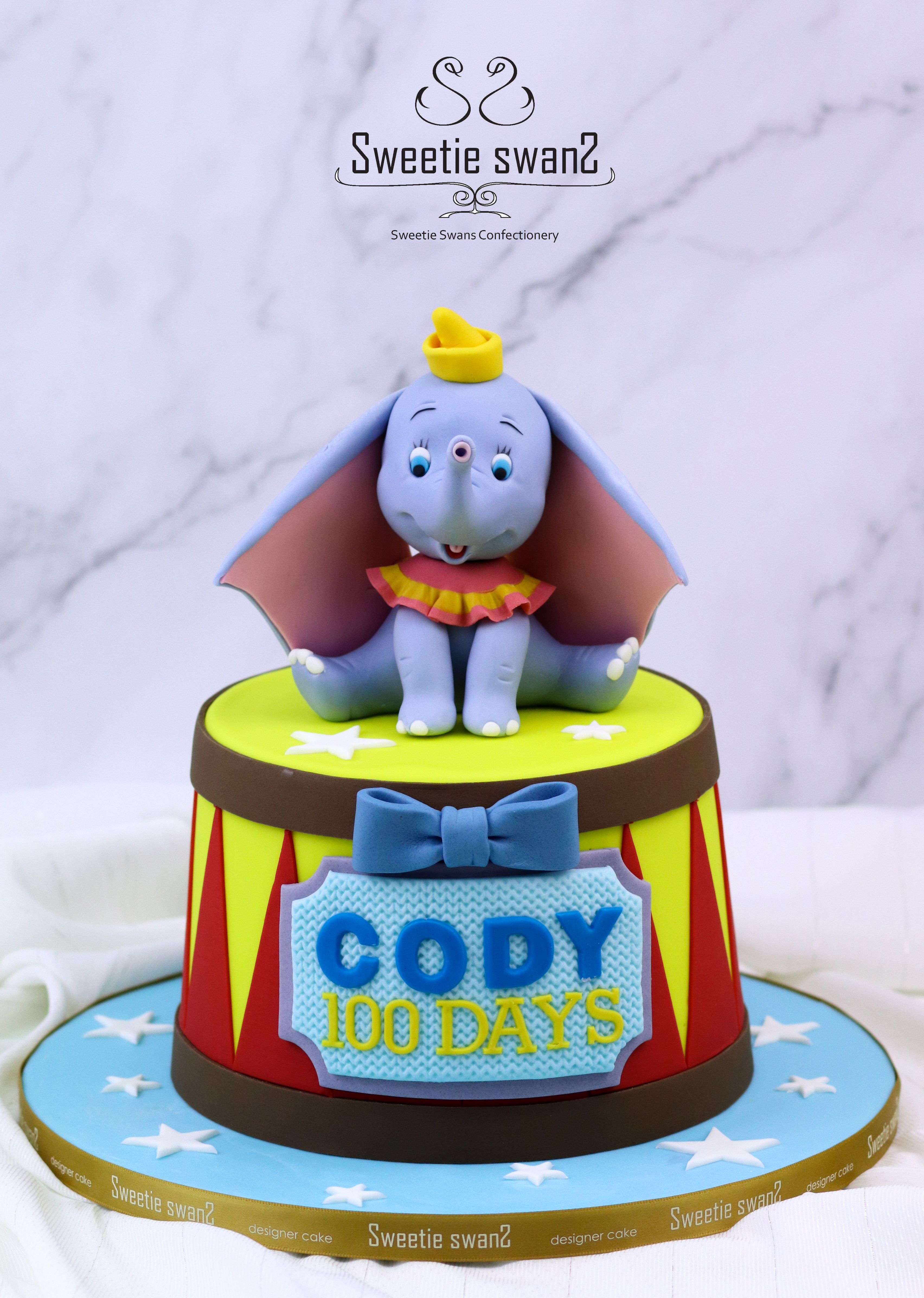 Dumbo cake-1