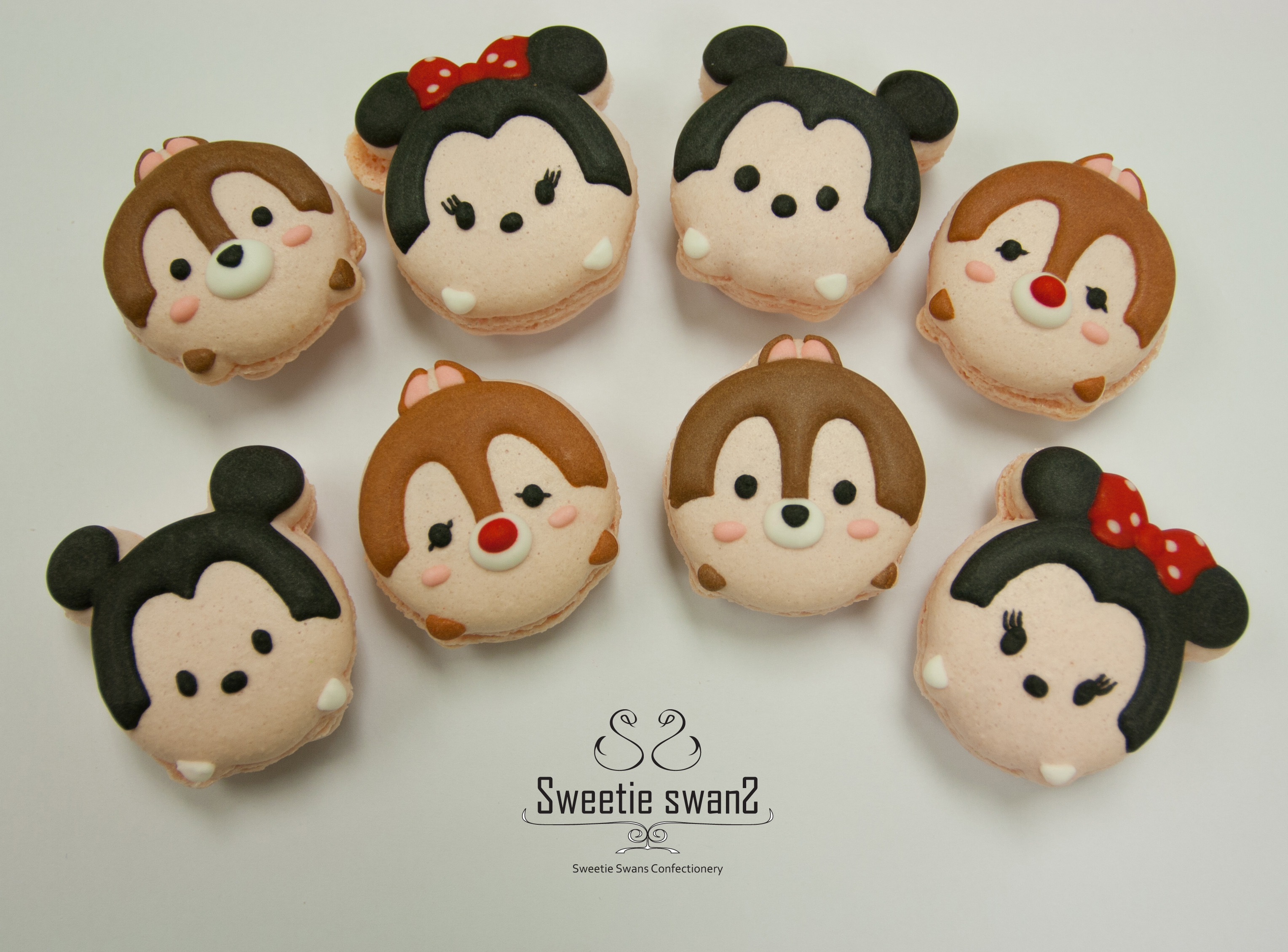 Mickey & chip & dale-1