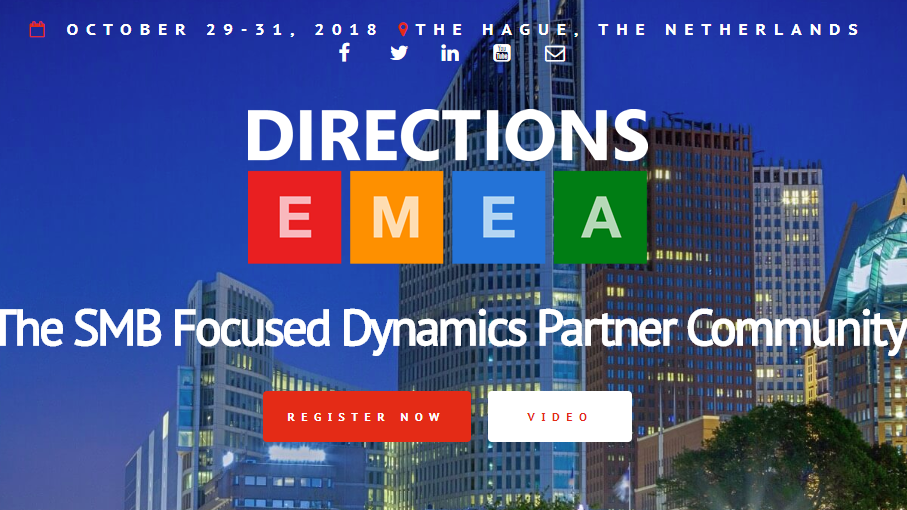Directions EMEA Dedicated (Exclusive) Presence