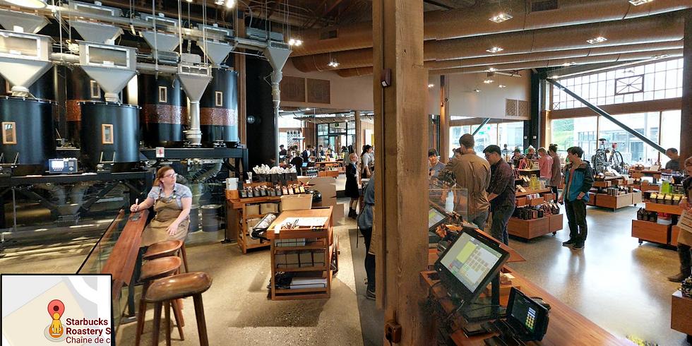 Seattle - Copy & Coffee