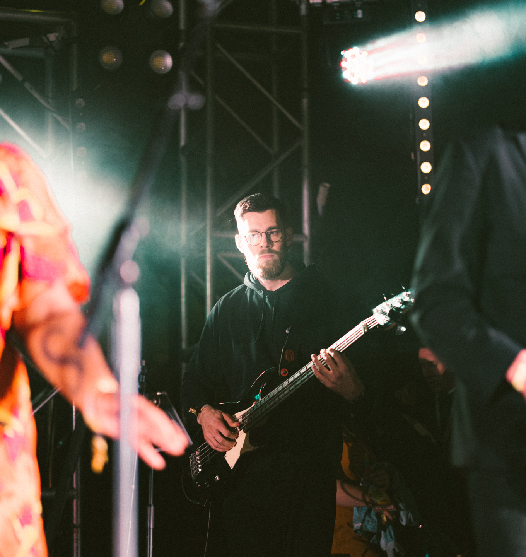 Ben Muralt Wedding Bands UK