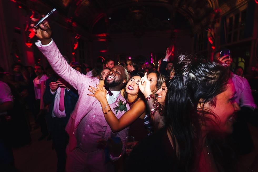 dream wedding fun party music next level