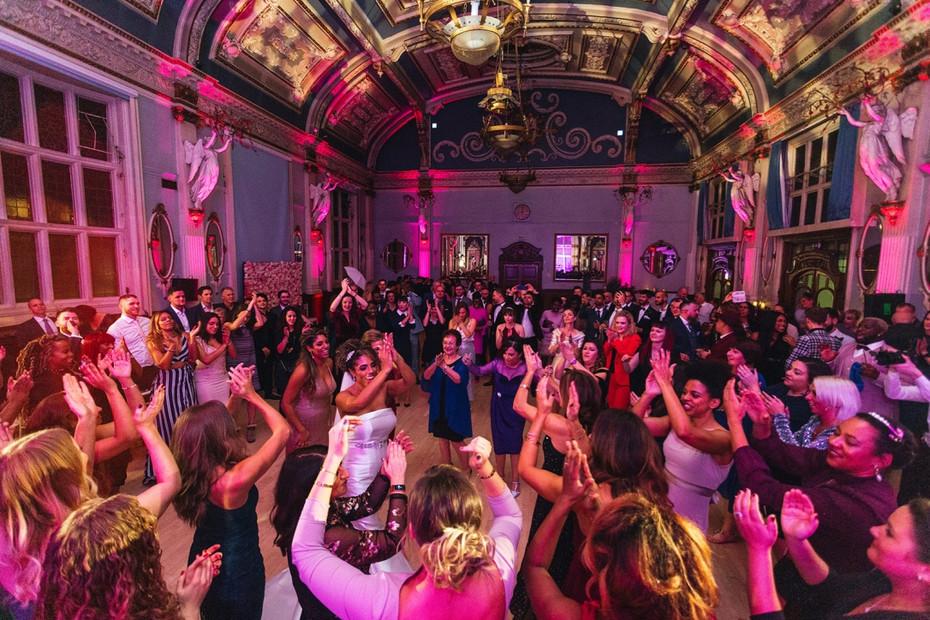 wedding dancing london musicians for hir