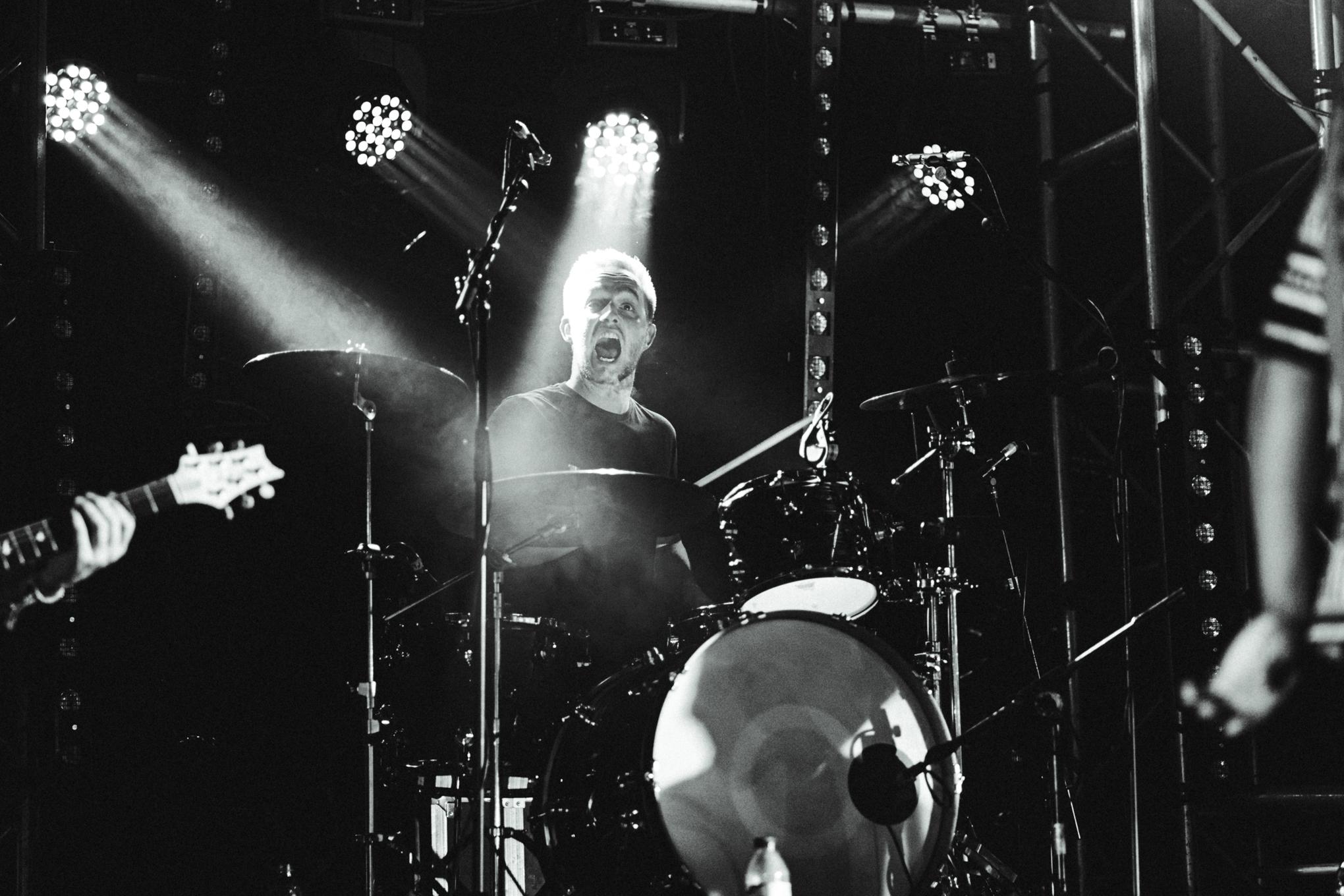 Tim Reynolds Drummer Next Level