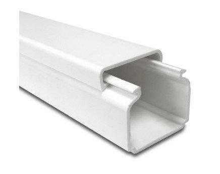 DXN10091Canaleta plastica 25x25 Con adhesivo