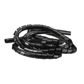 "DXN3400N Espiral para cable (5/32"") 4mm Negro Dexson"