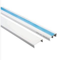 DXN10131  Canaleta Plastica 32x12 Con division/Con adhesivo