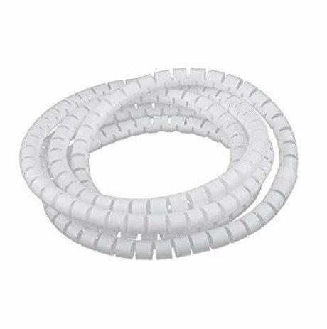 "DXN3400B Espiral para cable (5/32"") 4mm Blanca Dexson"