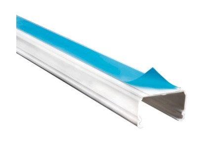 DXN10051 Canaleta Blanca 20x12 Con Adhesivo