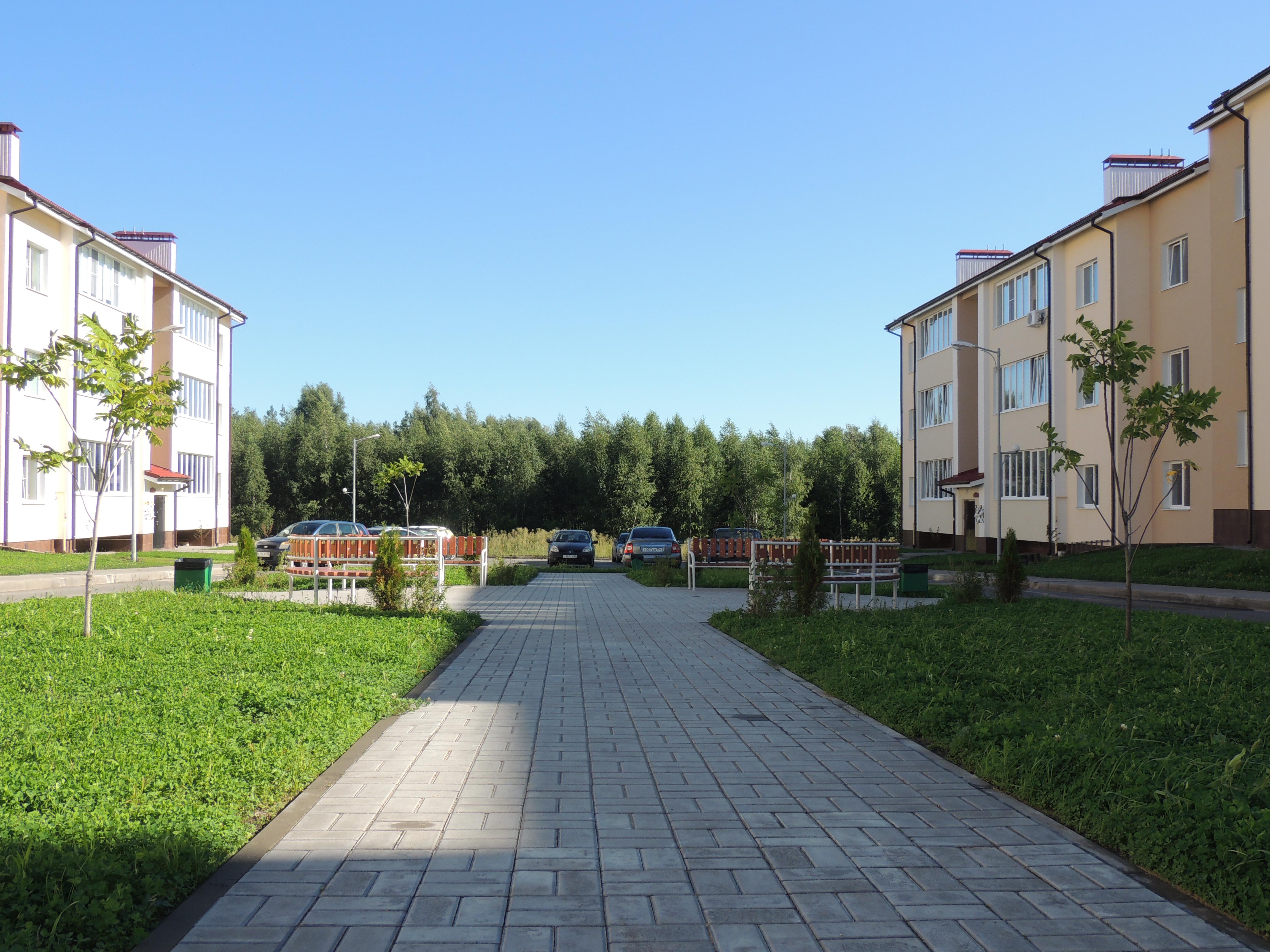 ЖК Рождественский, Август 2017г.