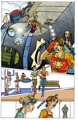 graphic novel artist