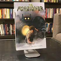 The Foreigner Book One
