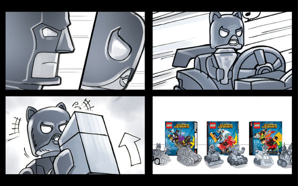 DC Batman Lego