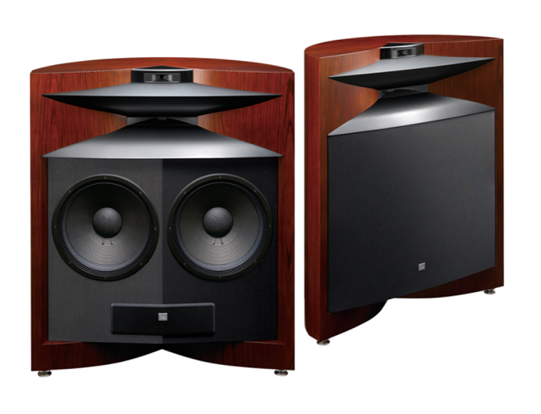Everest DD67000 Speaker Pair, Rosewood Finish-624e66e5_edited