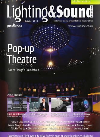 Studio Three Sixty makes front page news in LSi