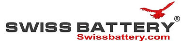 Swiss Battery Home in red and gray colors