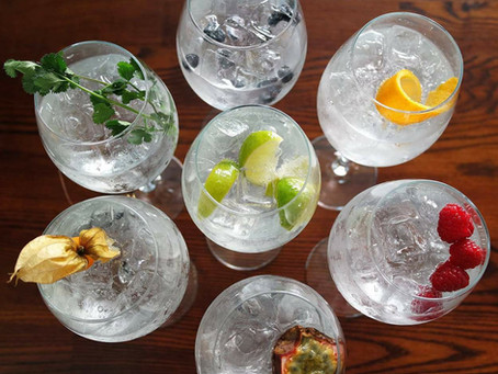 Our gin festival is back and even better!