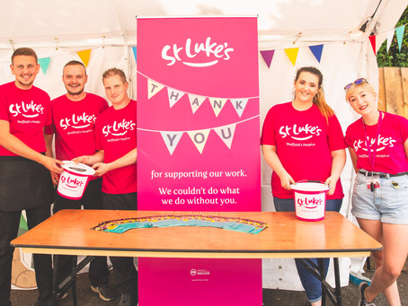 Support St Luke's Hospice at our Spring Fete