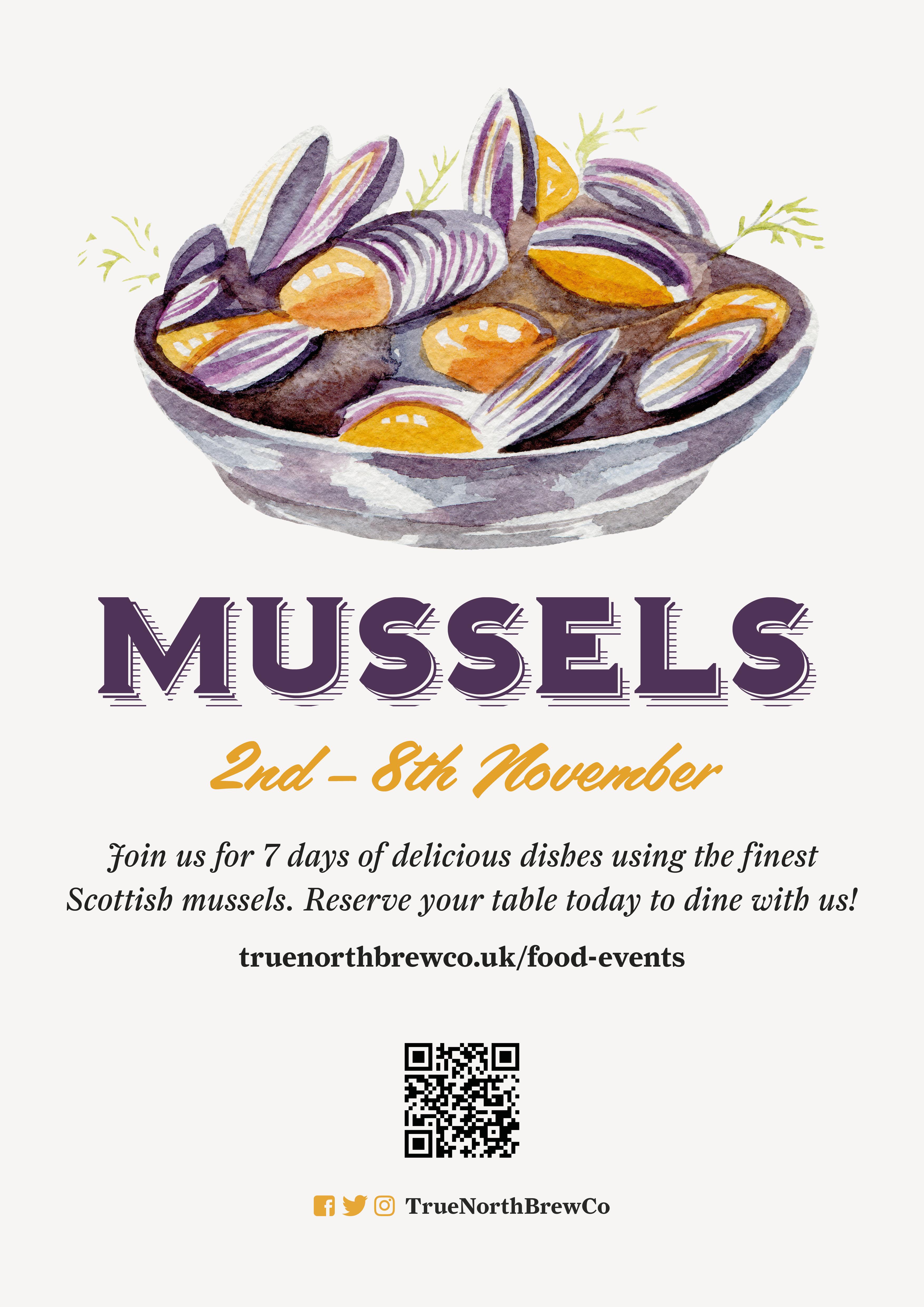 Mussels Week 2020