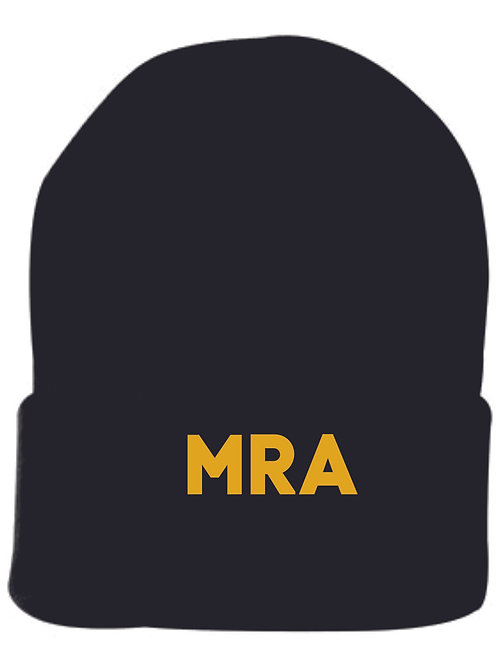 MRA Wool Beanie with cuff