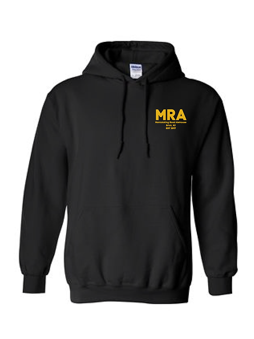 MRA Hooded Sweatshirts