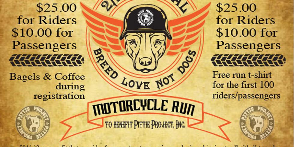 Breed Love Not Dogs MCrun