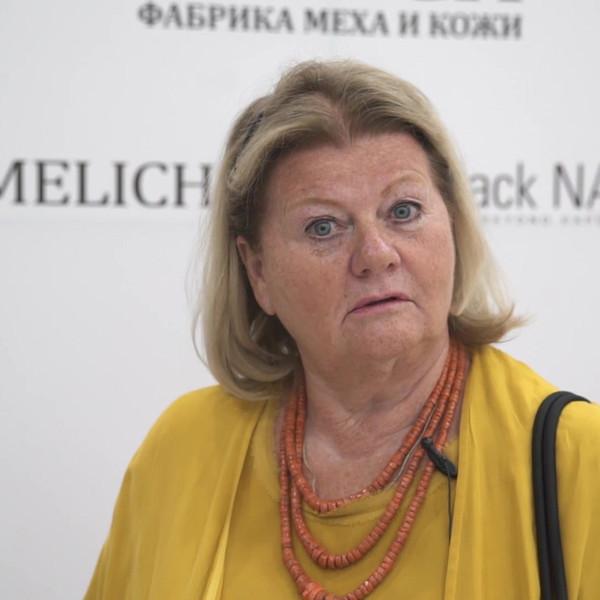 Ирина Муравьева в гостях у MELICH