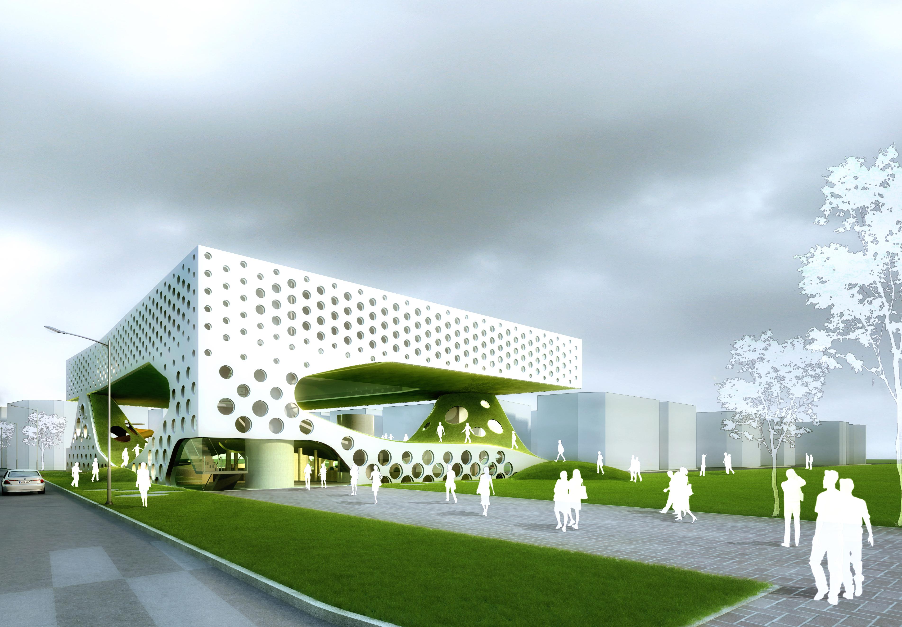 Dae-gu Gosan Library
