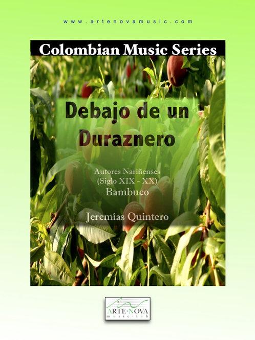 El Duraznero. Bambuco for Piano.