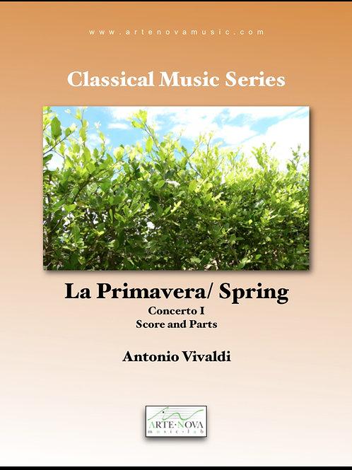 La Primavera / Spring. Concerto I (The Four Seasons)