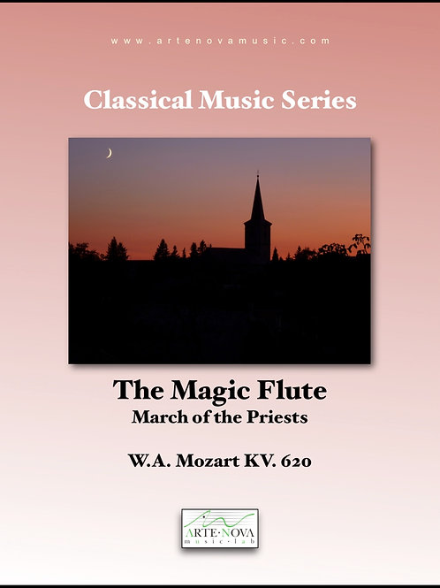 The Magic Flute. March of the Priests.