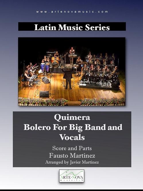 Quimera. Bolero for Big Band.