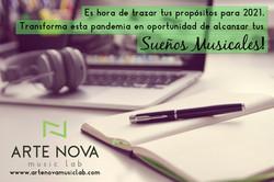 Haz realidad tus Sueños Musicales!