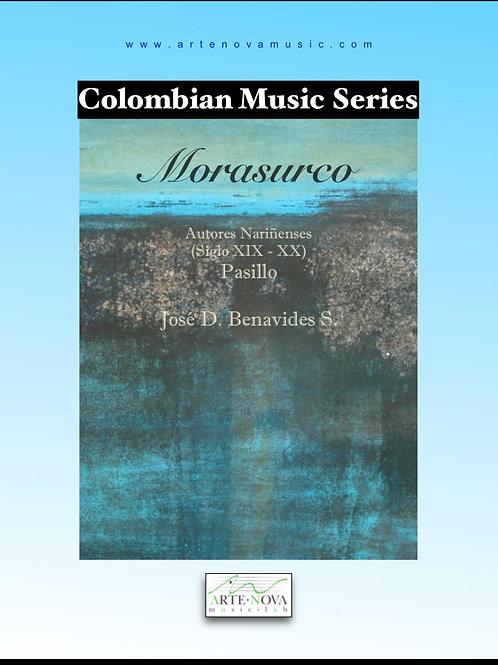 Morasurco. Pasillo for Piano.