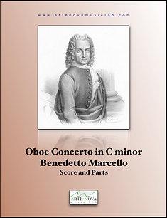 Oboe Concerto in C minor.
