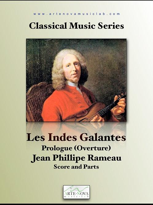 Les Indes Galantes Prologue (Overture).