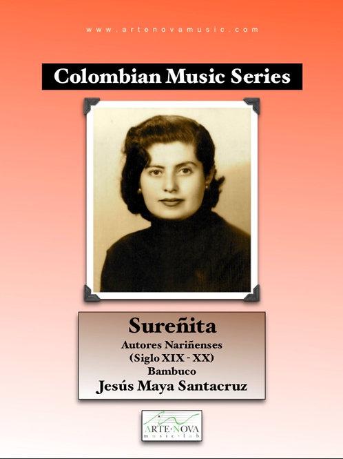 Sureñita. Pasillo for Piano.