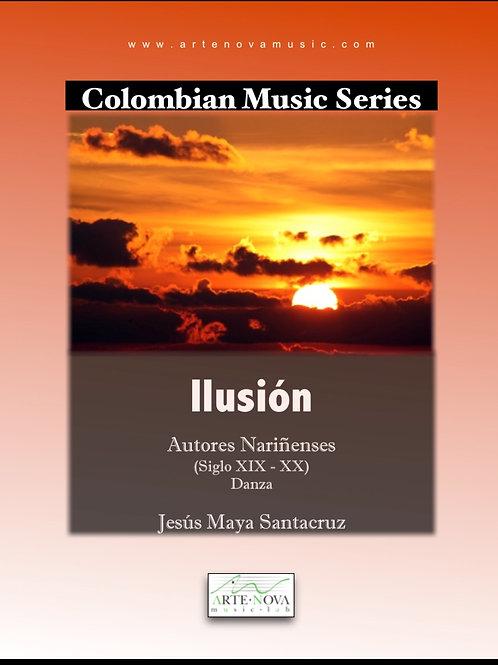 Ilusión. Danza for Piano.